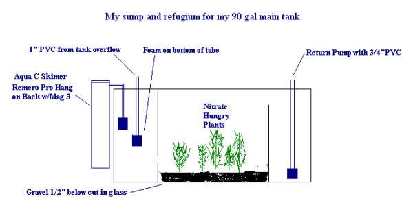 Aquarium Water Return Line J-Tubes Wet Dry or Refugium Sump set of 4 3//4 in Line